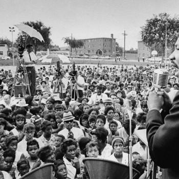 Martin Luther King - persuasor eficaz