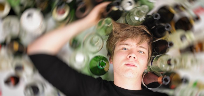 Alcoolismo na adolescencia